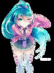 Transparent PNG - Hatsune Miku