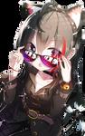 Transparent PNG - Cute Neko Girl