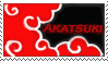 Akatsuki stamp by Kerokie