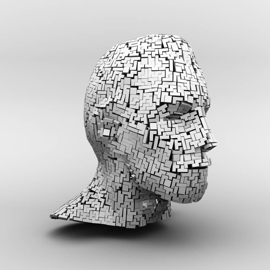 Tetris-Head