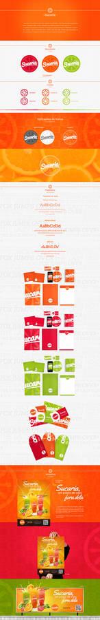 Sucaria Branding