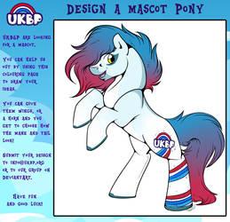 Entry for UKBP Mascot by BeamyButt