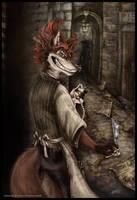 Beware the Demon Barber by Leopreston