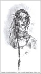 Native Na'vi by Leopreston