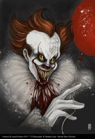 Pennywise the Dancing Clown by Leopreston