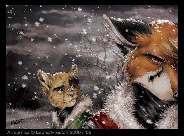 Cold Shoulder by Leopreston