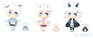 Points/Paypal Adoptable Auction 6: [CLOSED]