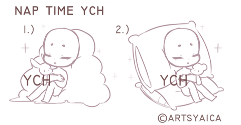 YCH: Nap Time! Waitlist [OPEN]