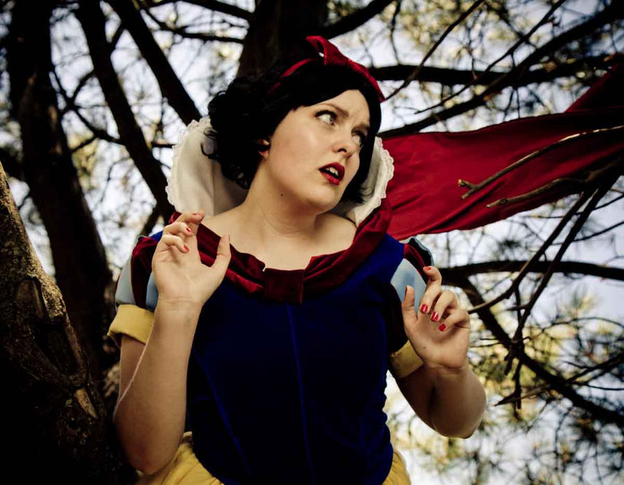 Image Result For Snow White Scared