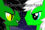 The Oncoming Storm Part IV cover art