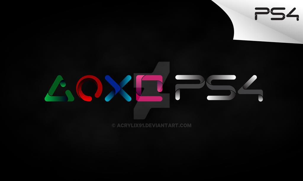 Ps4 logo wallpaper by acrylix91 on deviantart ps4 logo wallpaper by acrylix91 voltagebd Gallery