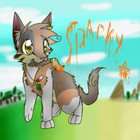 SAI Sparky by sparkythepichu