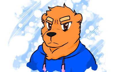 bich face mcgee burr by JStar19000