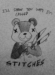 .: Stitches :. by JStar19000