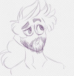 early concept of a dadsona by Hanshowlett24