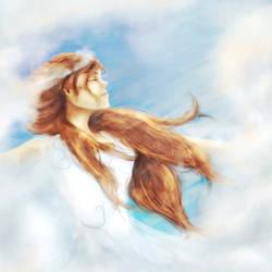 Sky Queen by Ilada-Jefiv