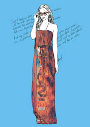 Hillsong United dress - Oceans