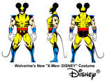 Wolverine Marvel Disney