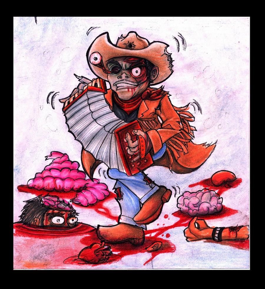 Taconazo of the Living Dead by Giosuke
