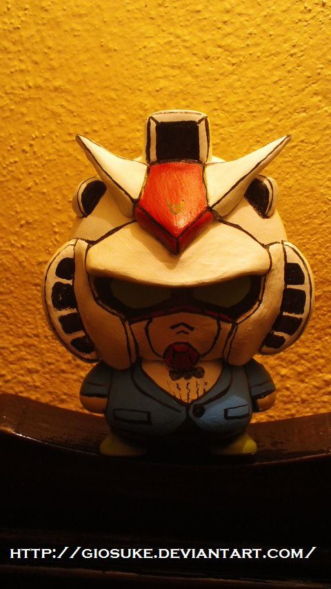 Gundam Style custom by Giosuke