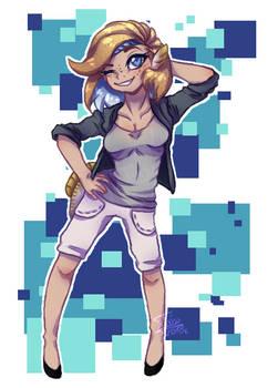 [AT] Fish girl