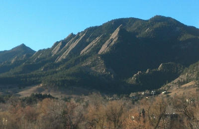 The Flatirons by CascadiaSci
