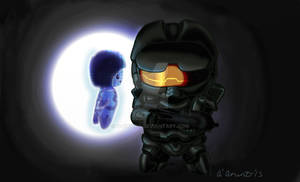 Commission Cortana and Master Chief