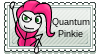 QuantumPinkie - Tribute Stamp by BlueButterflyArt1