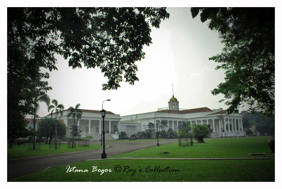 Istana Bogor.. by RoyWicaksono
