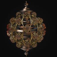 Faberge jewel by Tahyon