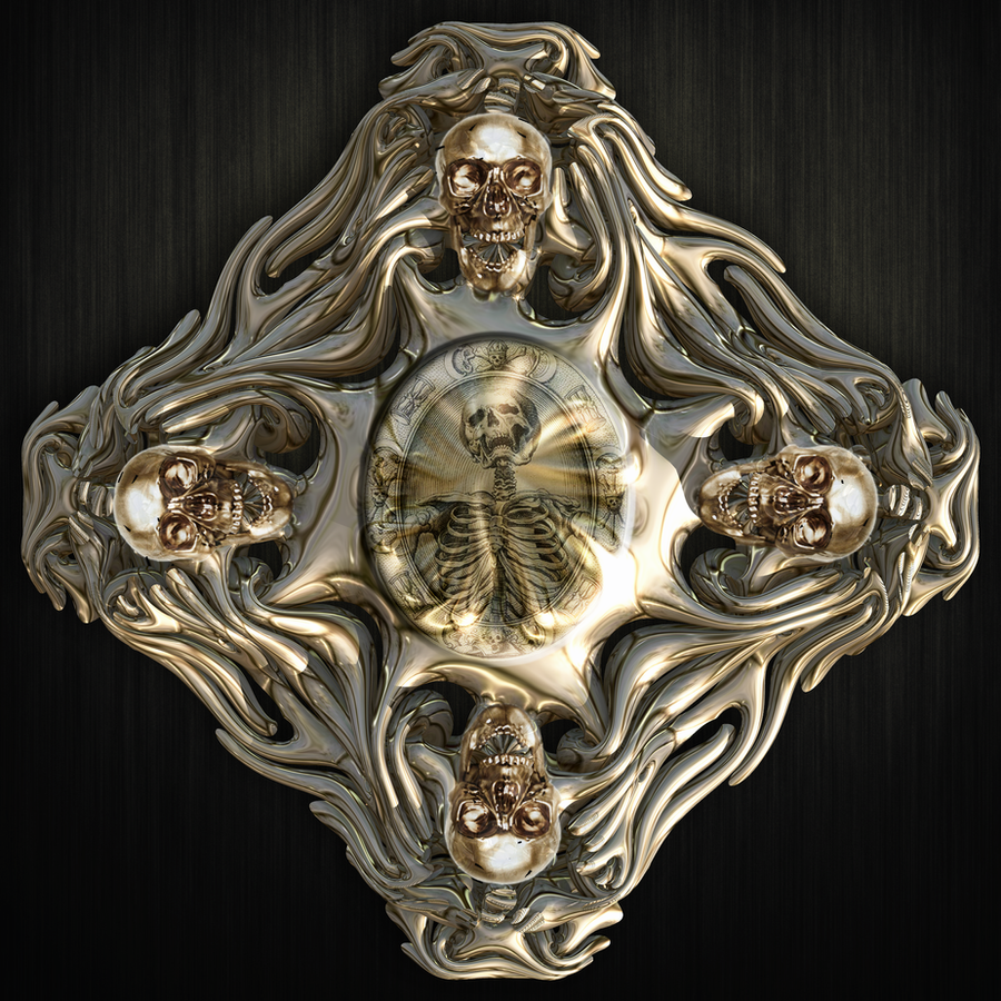 Pendant of Necromancy by Tahyon