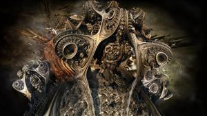 Gears of War (Fractal Calendar 2013 March)