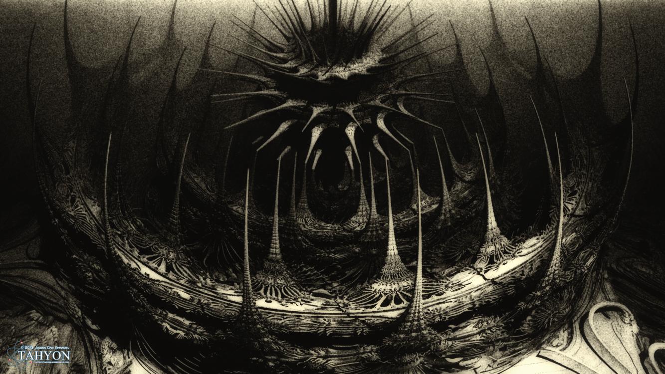 Dark Vision by Tahyon
