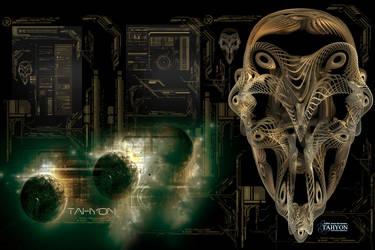 Filigrane Skull remade by Tahyon