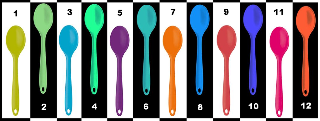 My Spoon Chart by IddyBiddySquish