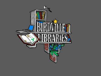 Librarians school shirt logo