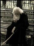 old, old, old monk by FrenulumKu