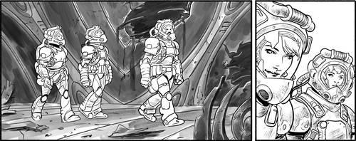 Starcraft  01 page 14 rev by gabrielguzman