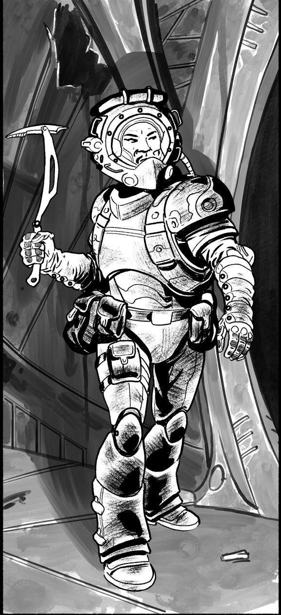 Starcraft  02 page 04 Rev by gabrielguzman