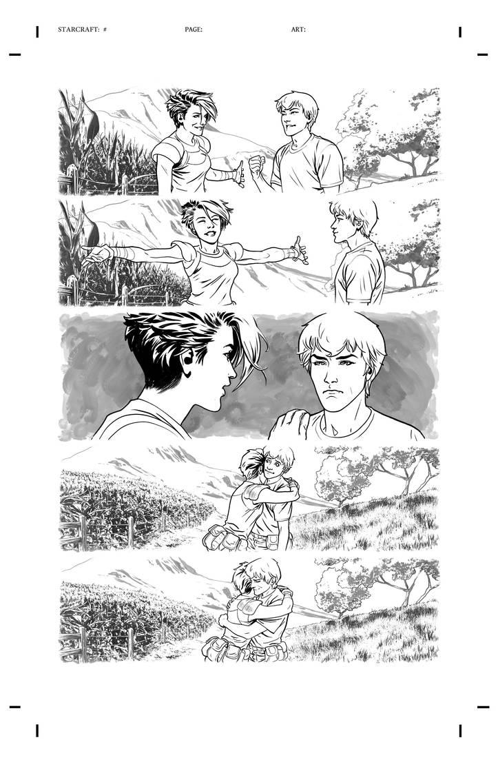 Starcraft  04 page 18 by gabrielguzman