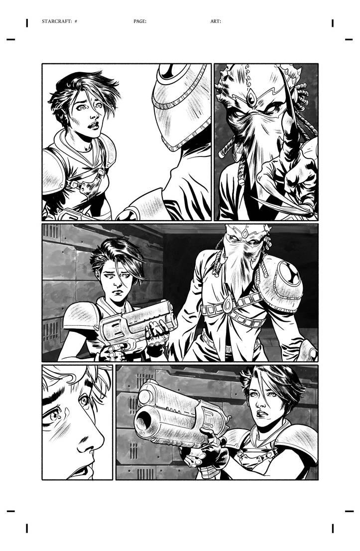 Starcraft  04 page 20 by gabrielguzman