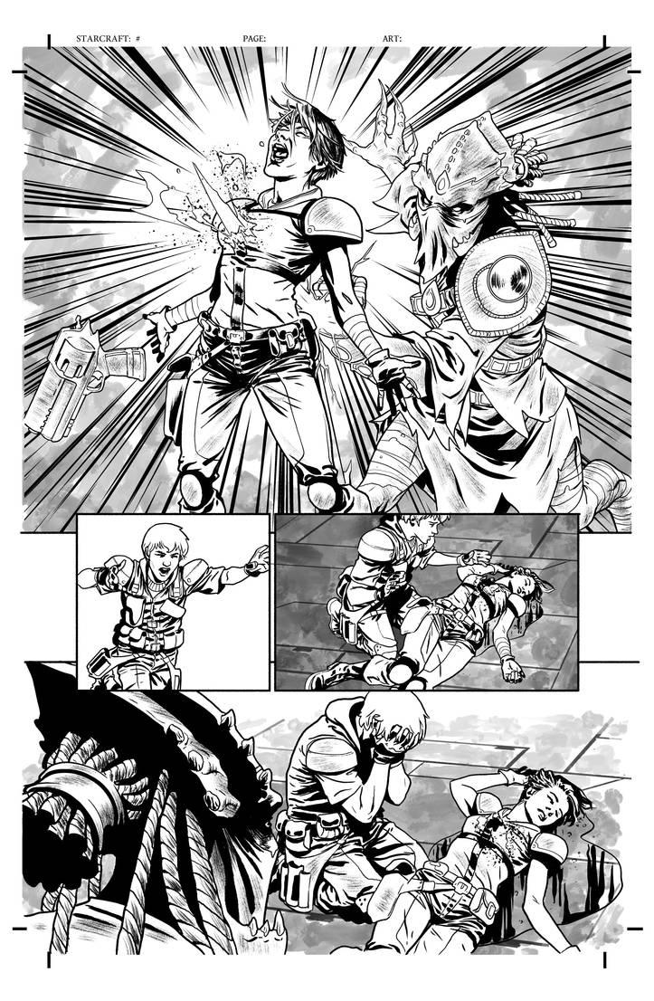 Starcraft  04 page 21 Rev by gabrielguzman