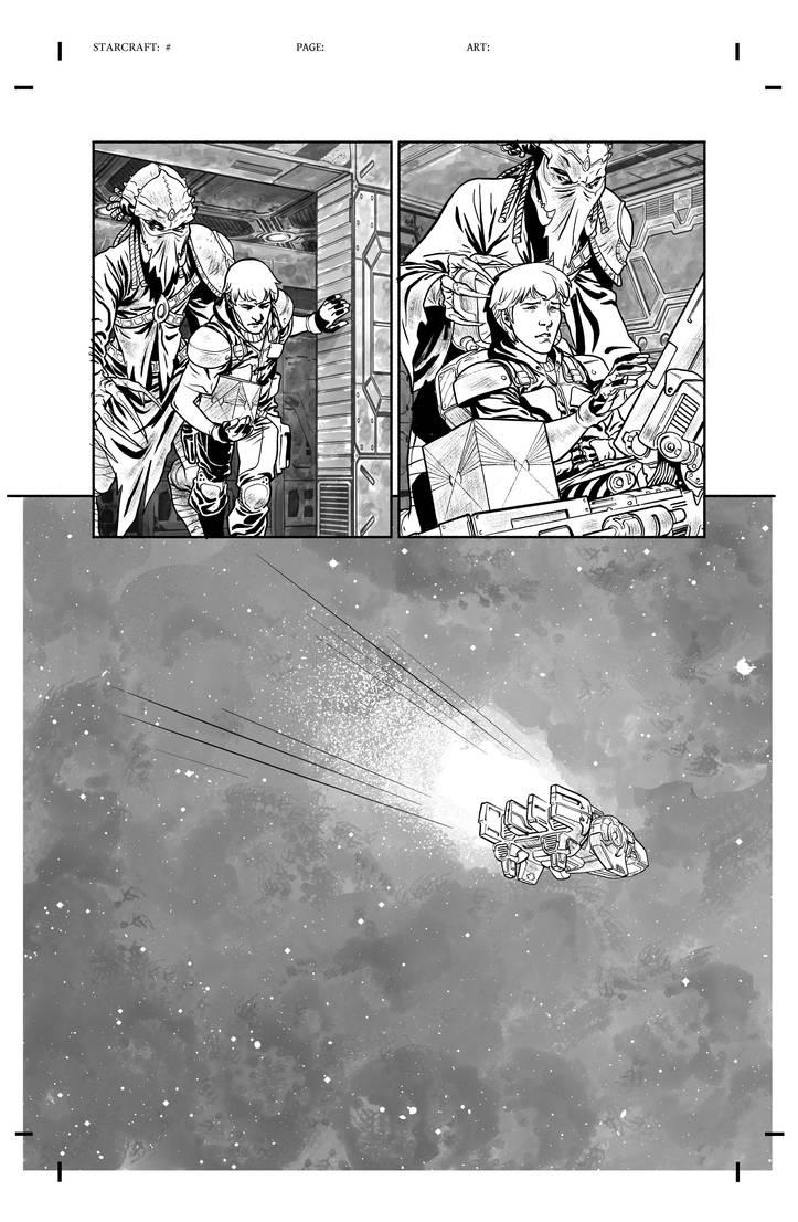 Starcraft  04 page 22 by gabrielguzman