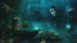 Ursula's Kingdom by lorenzArts