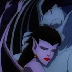 Broadway and Angela screenshot by darkangel8950