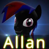 Allan twitter