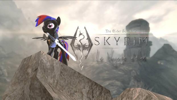 the traveler Skyrim [SFM PONY]
