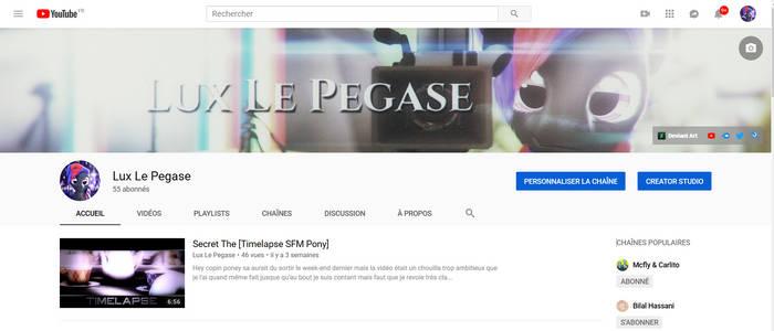 One Year on youtube (billan et future) #1