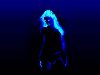 babe, underwater II by kzuse