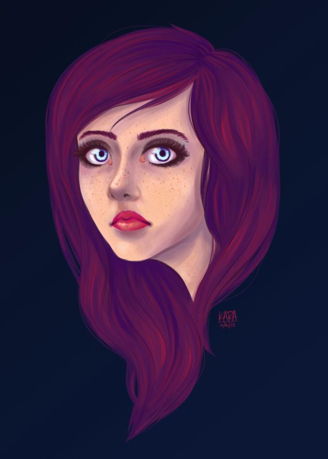 Purple by wick-y